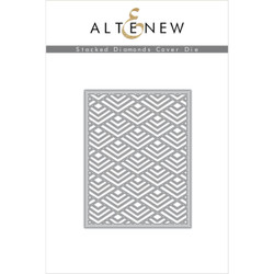 Stacked Diamonds Cover, Altenew Dies - 737787268421