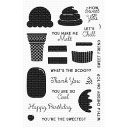 You're the Sweetest by Lisa Johnson Designs, My Favorite Things Clear Stamps - 849923036242