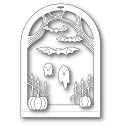Haunted Entrance Dome Layer, Memory Box Dies -