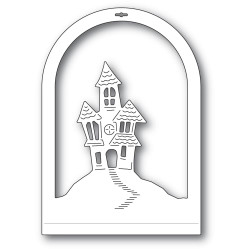 Haunted House Dome Layer, Memory Box Dies -