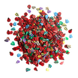 Ladybugs, Buttons Galore Sprinkletz -