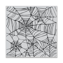 Spider Web, Hero Arts Cling Stamps - 085700928205