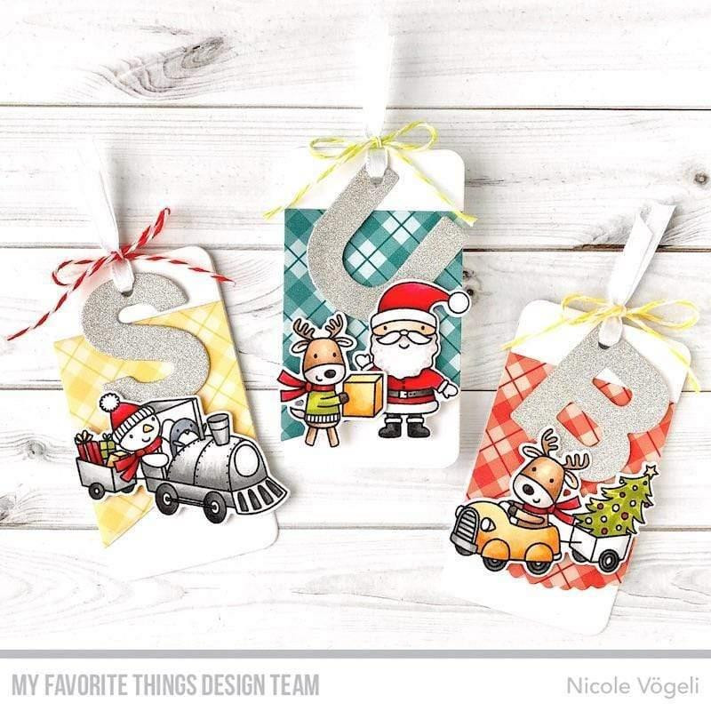 Personalized Tags, My Favorite Things Die-Namics - 849923036945