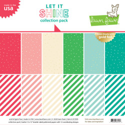 Let It Shine, Lawn Fawn Collection Pack - 035292676138