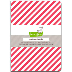 Let It Shine - Mini Notebooks, Lawn Fawn - 035292676145