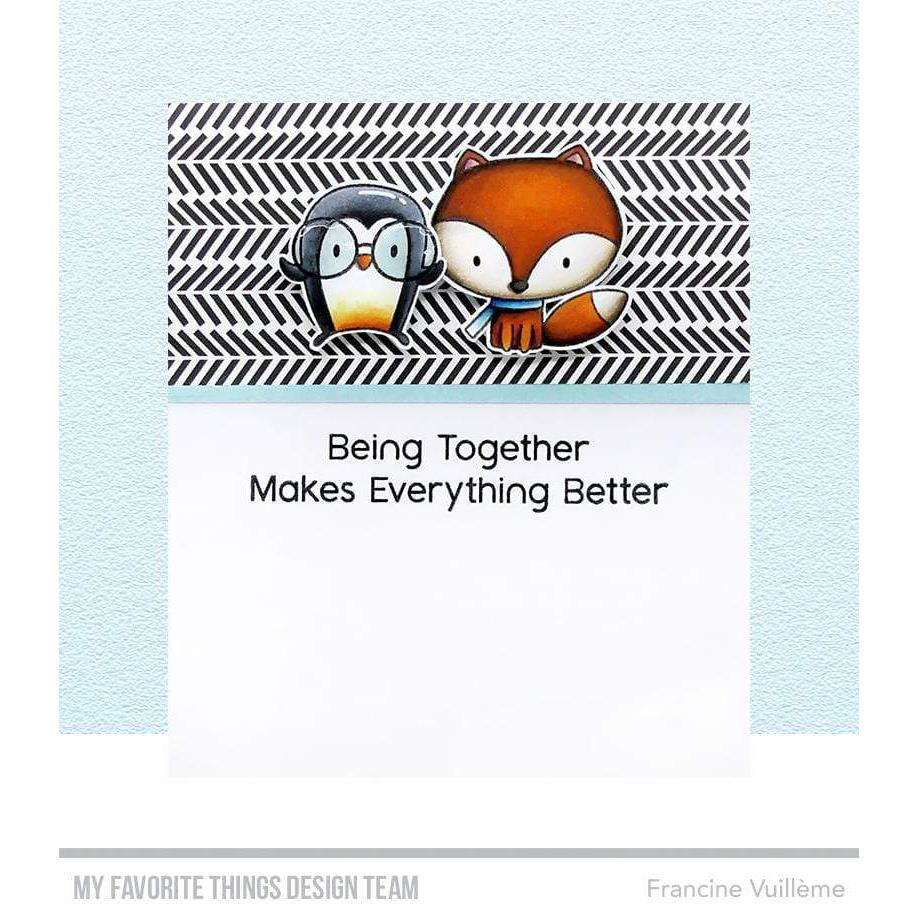 Better Together, My Favorite Things Die-Namics - 849923036792