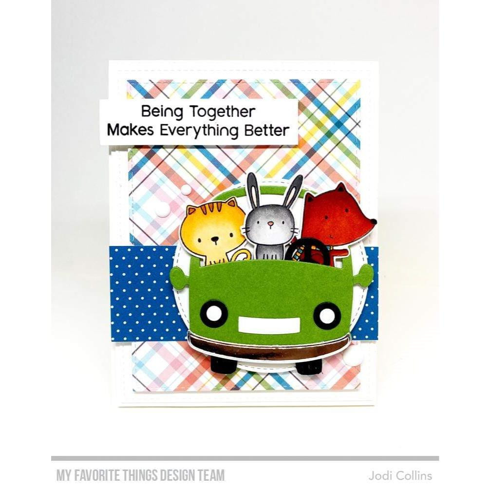 Better Together, My Favorite Things Clear Stamps - 849923036501