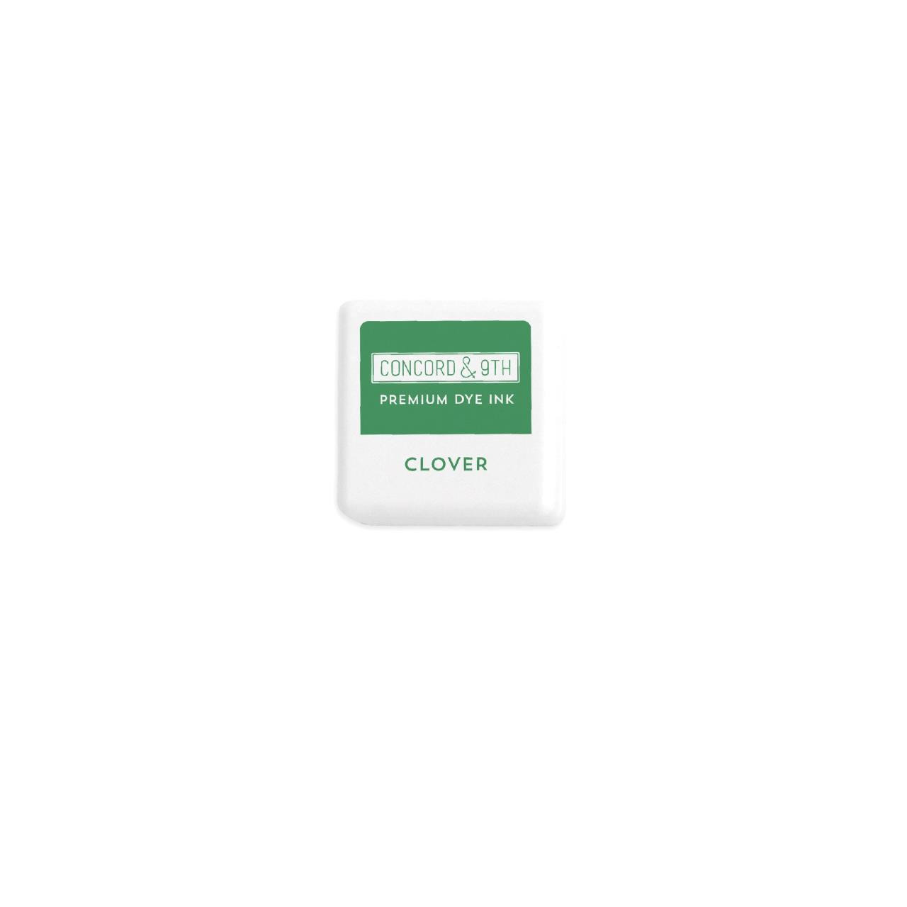 Clover, Concord & 9th Premium Dye Ink Cubes - 090222402232