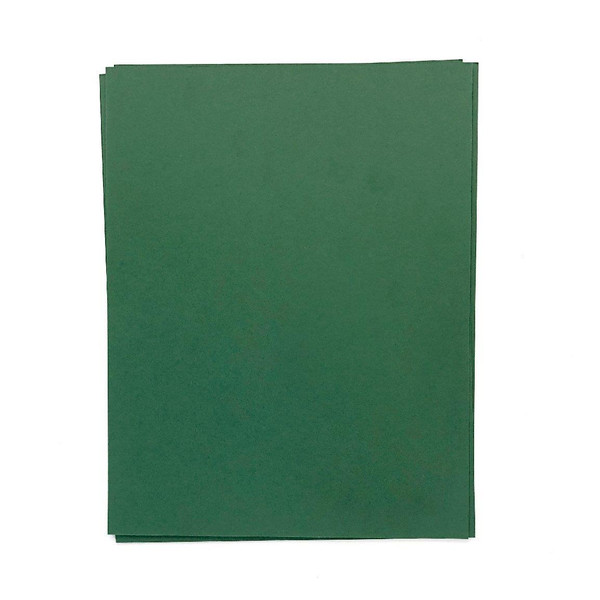 Evergreen, Concord & 9th Premium Color Cardstock - 090222401754