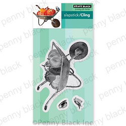 Pumpkin Season, Penny Black Cling Stamps - 759668407552