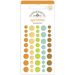 Fall Assortment, Doodlebug Sprinkles - 842715069329