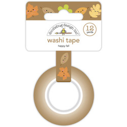 Happy Fall, Doodlebug Washi Tape - 842715069275