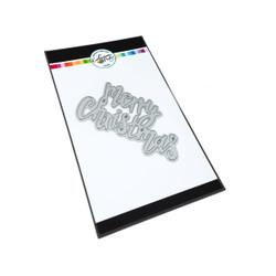 Merry Christmas Word, Catherine Pooler Dies - 819447028641