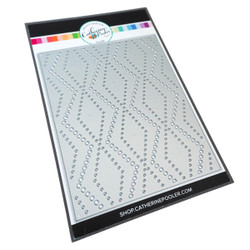Dotted Zig Zag Cover Plate, Catherine Pooler Dies - 819447027866