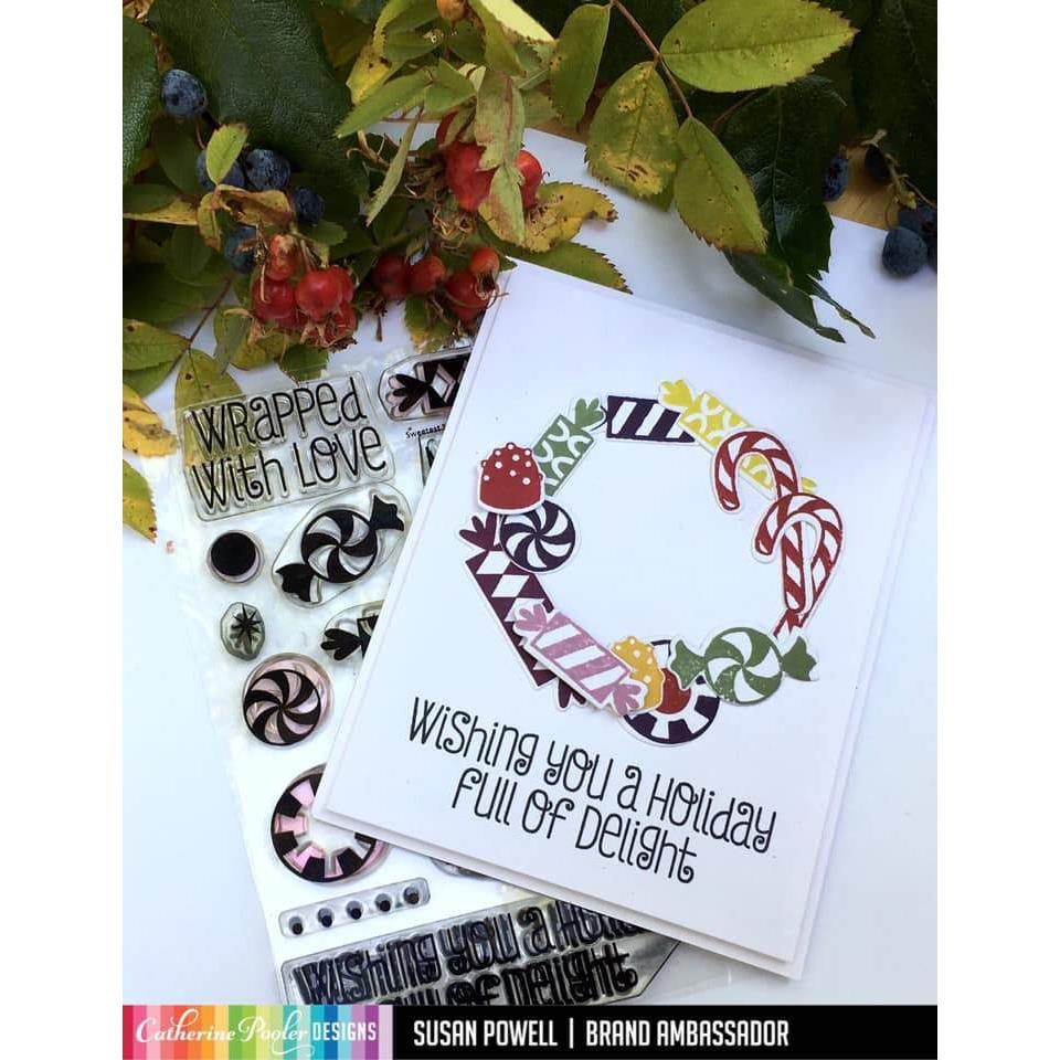 Sweetest Season, Catherine Pooler Clear Stamps - 819447028467