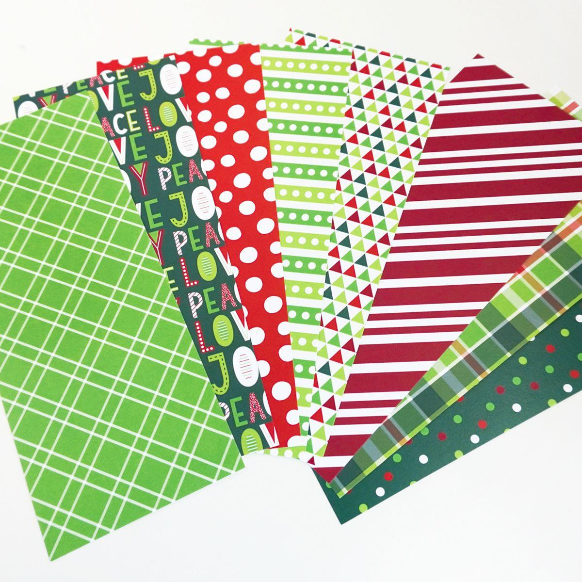 Under the Tree Slimline, Catherine Pooler Patterned Paper -    819447029464