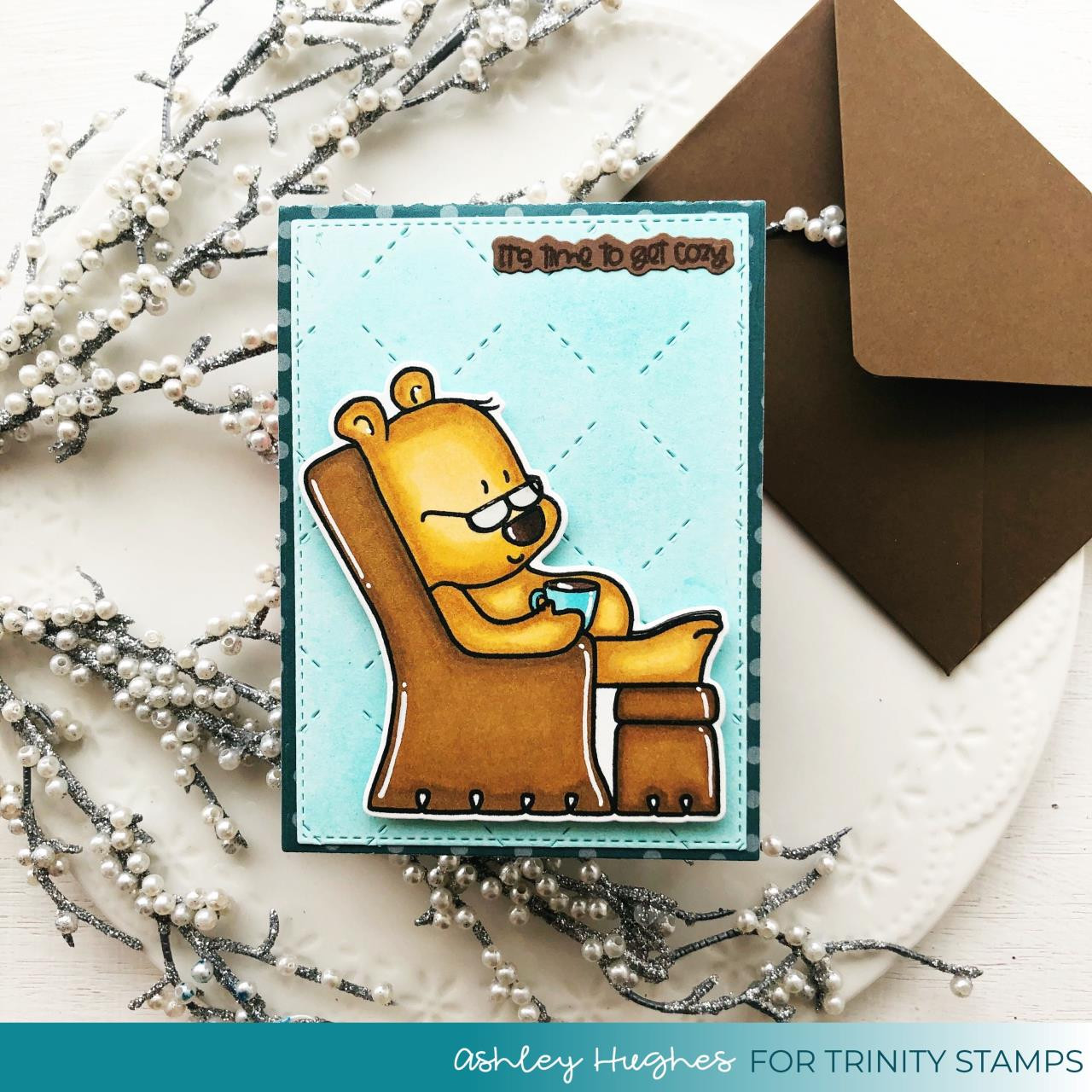 Cozy Bear, Trinity Stamps Dies -