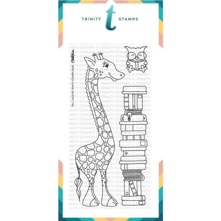 Tall Tales, Trinity Stamps Clear Stamps -