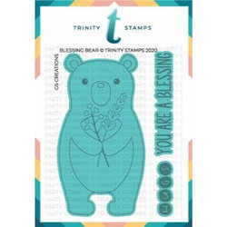 Blessing Bear, Trinity Stamps Dies -