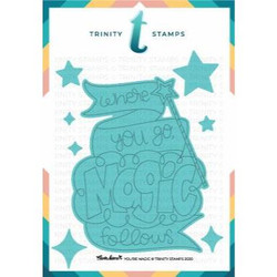 You're Magic, Trinity Stamps Dies -