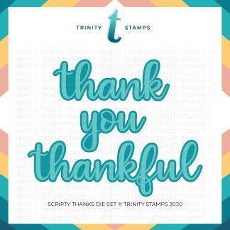 Scripty Thanks, Trinity Stamps Dies -