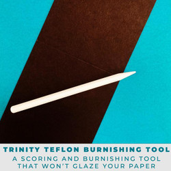 Teflon Burnishing Tool, Trinity Stamps -