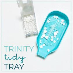 Trinity Tidy Tray, Trinity Stamps -