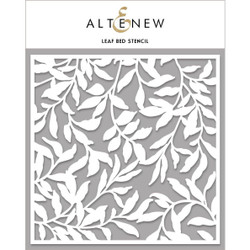 Leaf Bed, Altenew Stencils - 737787269213