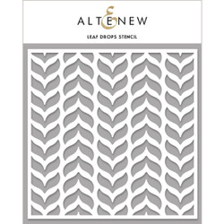 Leaf Drops, Altenew Stencils - 737787269220