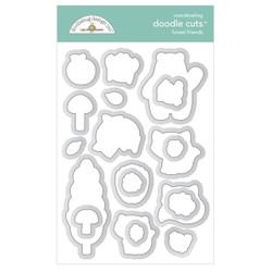 Forest Friends-6973, Doodle Cuts - 842715069732