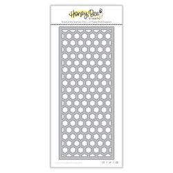 Hexi Slimline Cover Plate Top, Honey Cuts Dies - 652827599498