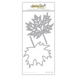 Lovely Layers: Maple Leaf, Honey Cuts Dies - 652827599535
