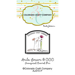(PREORDER) CCC & AJ by Anita Jeram, Colorado Craft Company Enamel Pins -