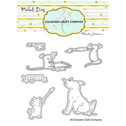 (PREORDER) Wishing You Happiness by Anita Jeram, Colorado Craft Company Dies -