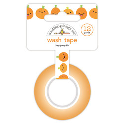 Hey Pumpkin, Doodlebug Washi Tape - 842715069282