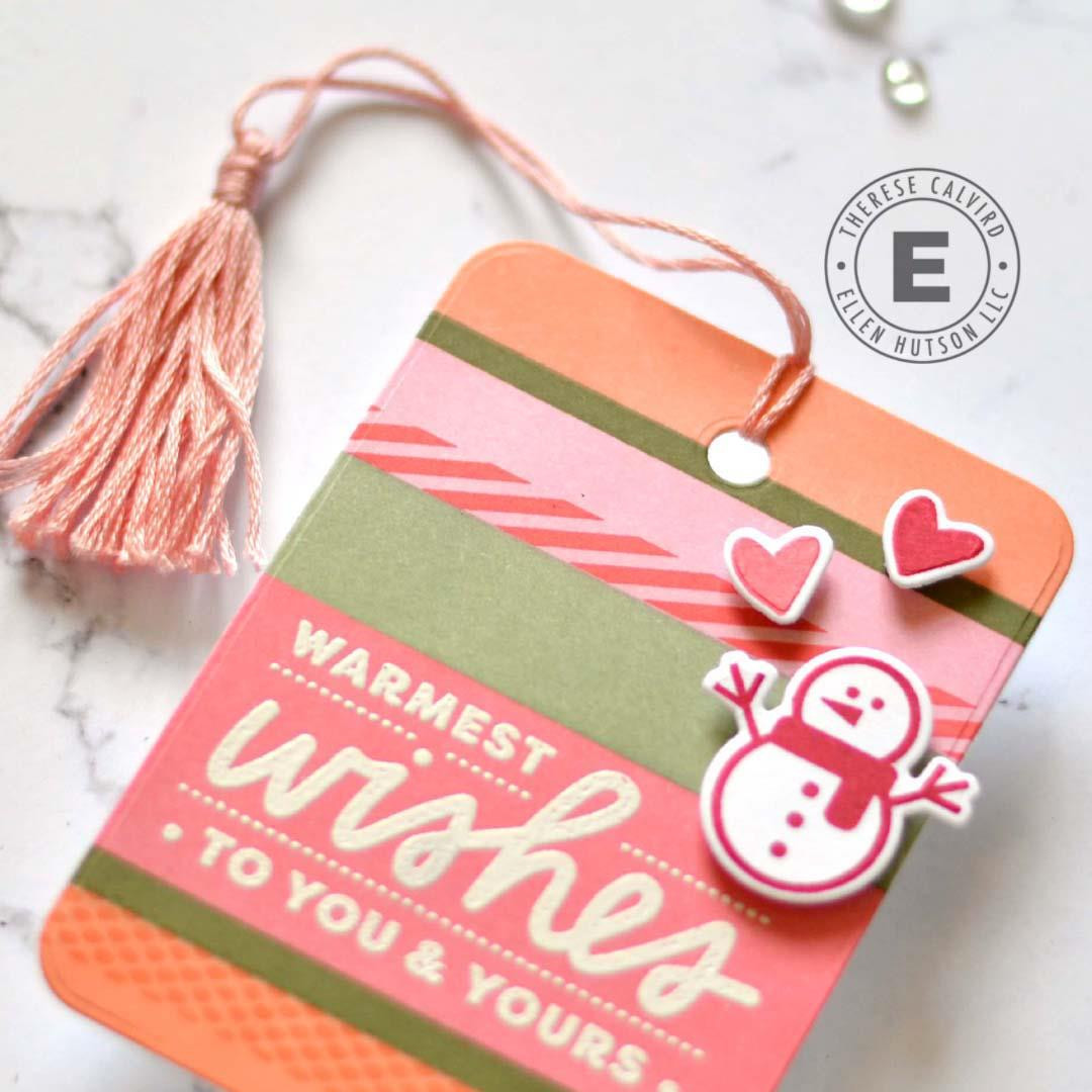 Made This For You by Christine Herrin, Essentials by Ellen Clear Stamps -
