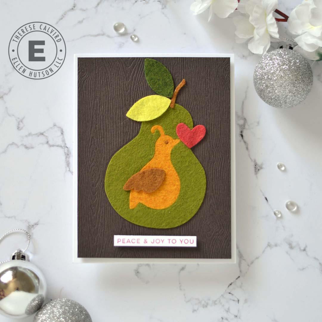Love and Light, Essentials by Ellen Clear Stamps -