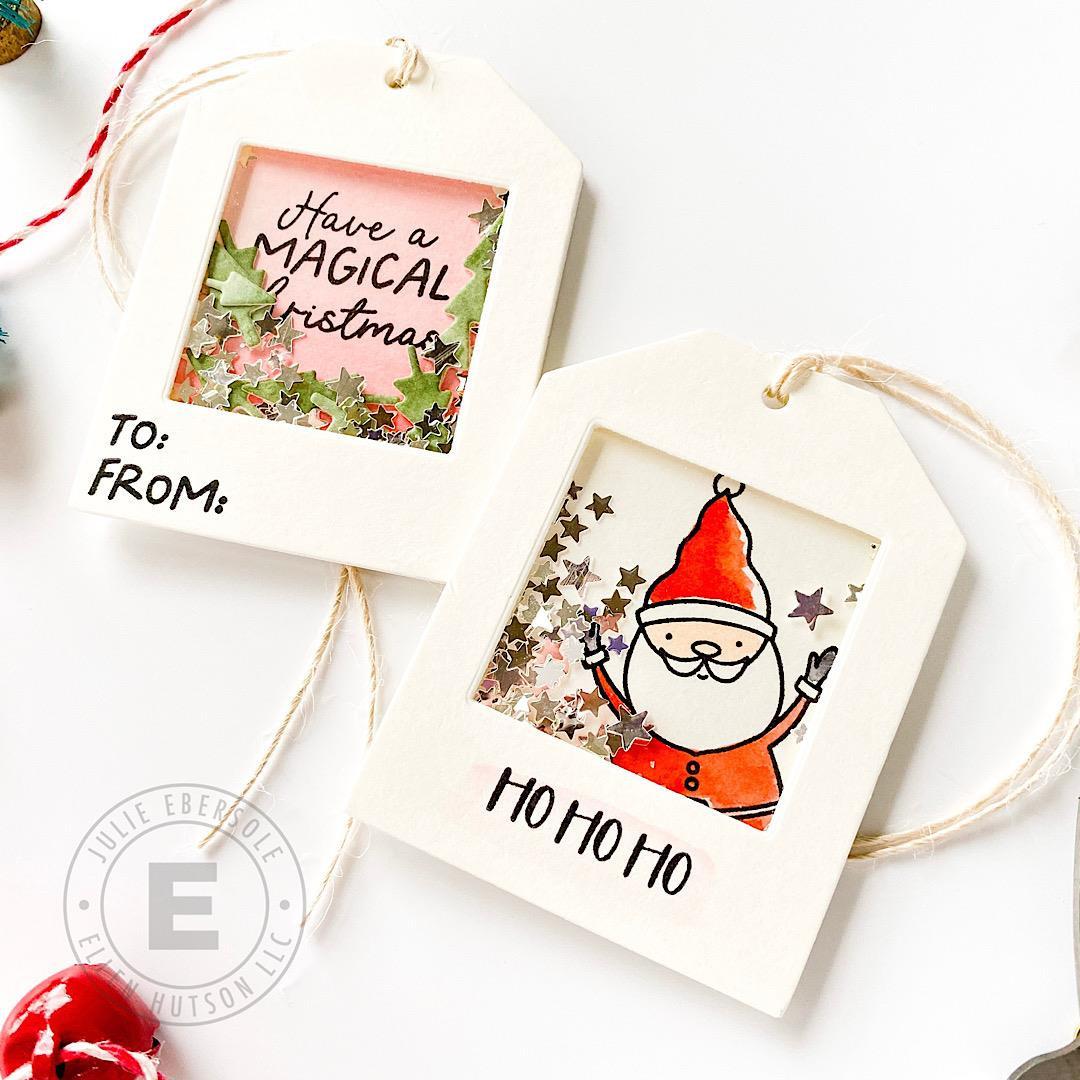 Santa's List by Julie Ebersole, Essentials by Ellen Clear Stamps -