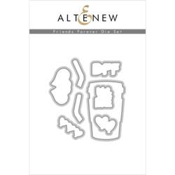 Friends Forever, Altenew Dies - 737787270318