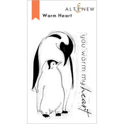 Warm Heart, Altenew Clear Stamps - 737787270448