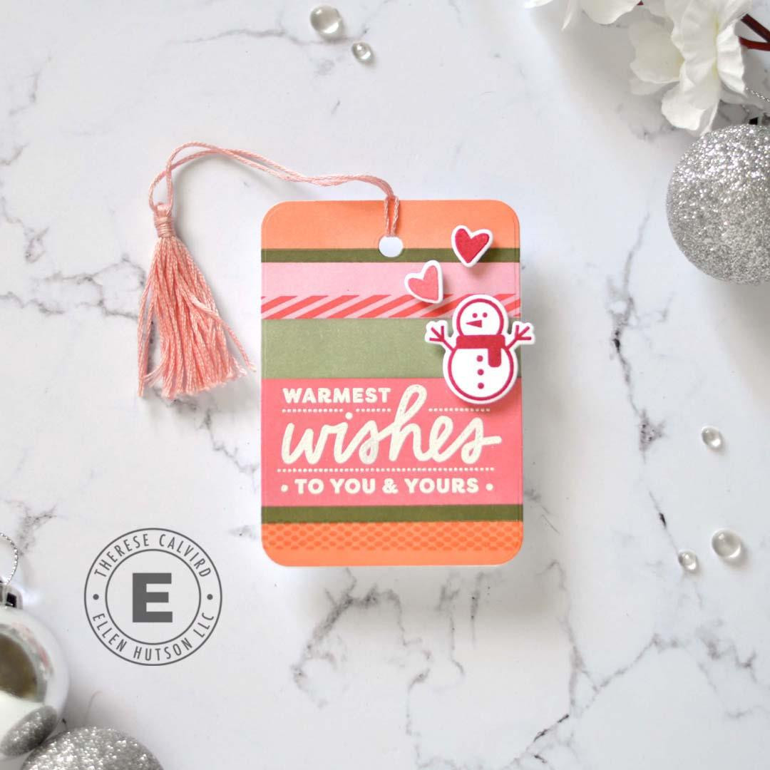 Tag Trio by Christine Herrin, Essentials by Ellen Designer Dies -