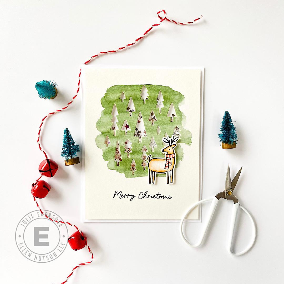 Knockout Forest by Julie Ebersole, Essentials by Ellen Designer Dies -