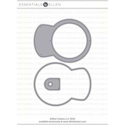 Shaker Globe by Julie Ebersole, Essentials by Ellen Designer Dies -