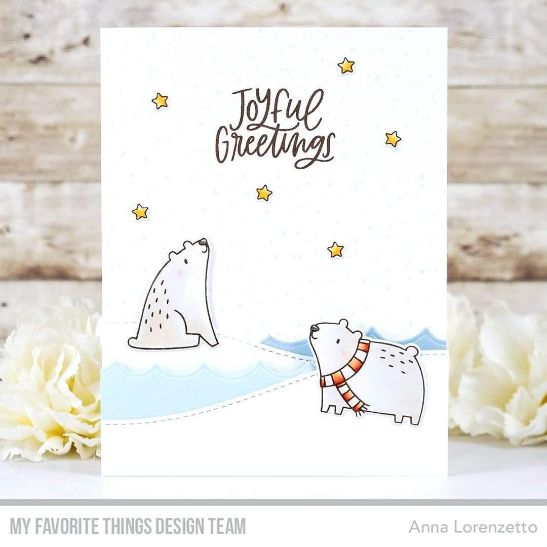 Polar Opposites, My Favorite Things Clear Stamps - 849923037140