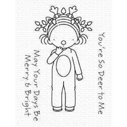 Pure Innocence - Reindeer Games, My Favorite Things Clear Stamps - 849923037188