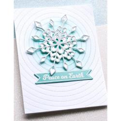 Frosty Flake Layer Set, Birch Press Design Dies - 873980573884