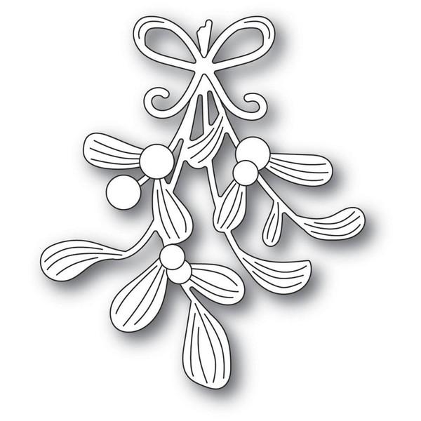 Mistletoe Bundle, Memory Box Dies - 873980944844
