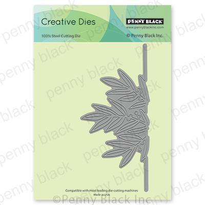 Winter Greens, Penny Black Dies - 759668516674