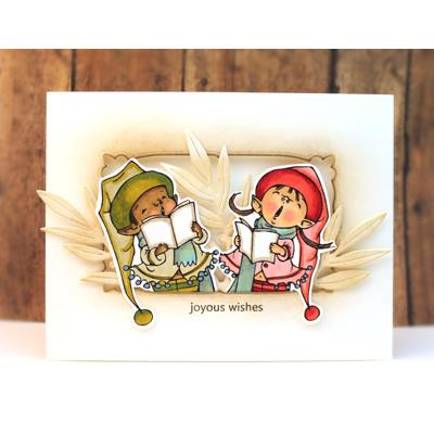 Sing Joy, Penny Black Clear Stamps - 759668307517