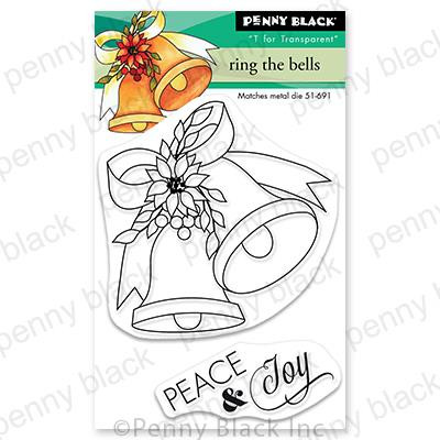 Ring The Bells, Penny Black Clear Stamps - 759668307449